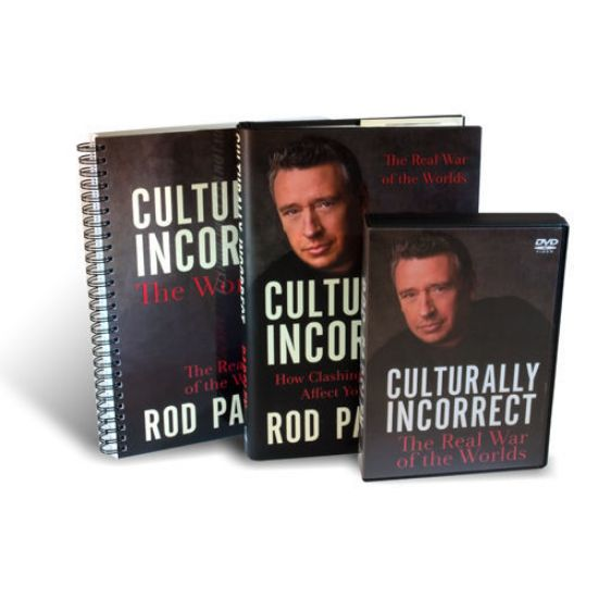Picture of Culturally Incorrect Combo (Book, Workbook, DVD)