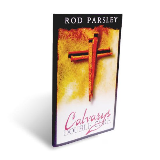Picture of Calvary - The Double Cure (minibook)