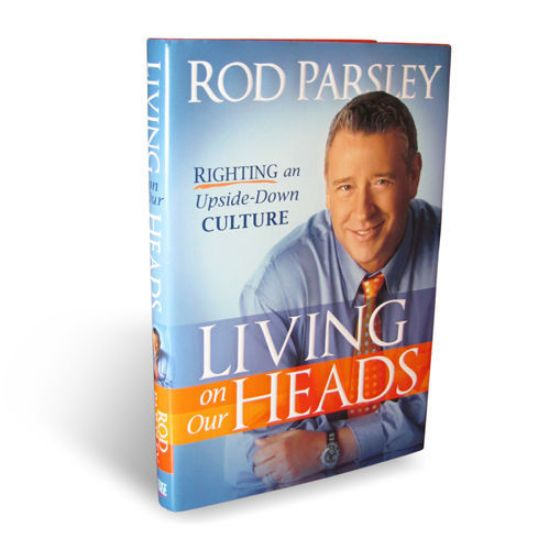 Living on Our Heads (Book)