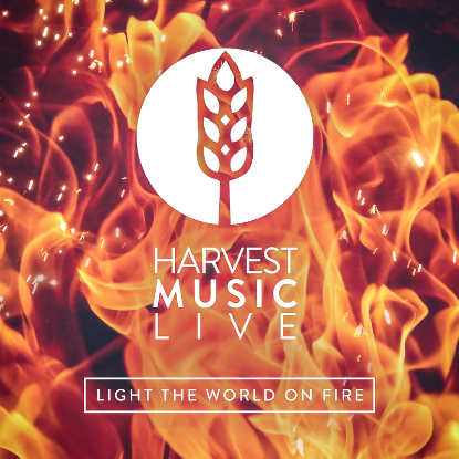 Picture of Harvest Music Live - Light the World on Fire (2015)