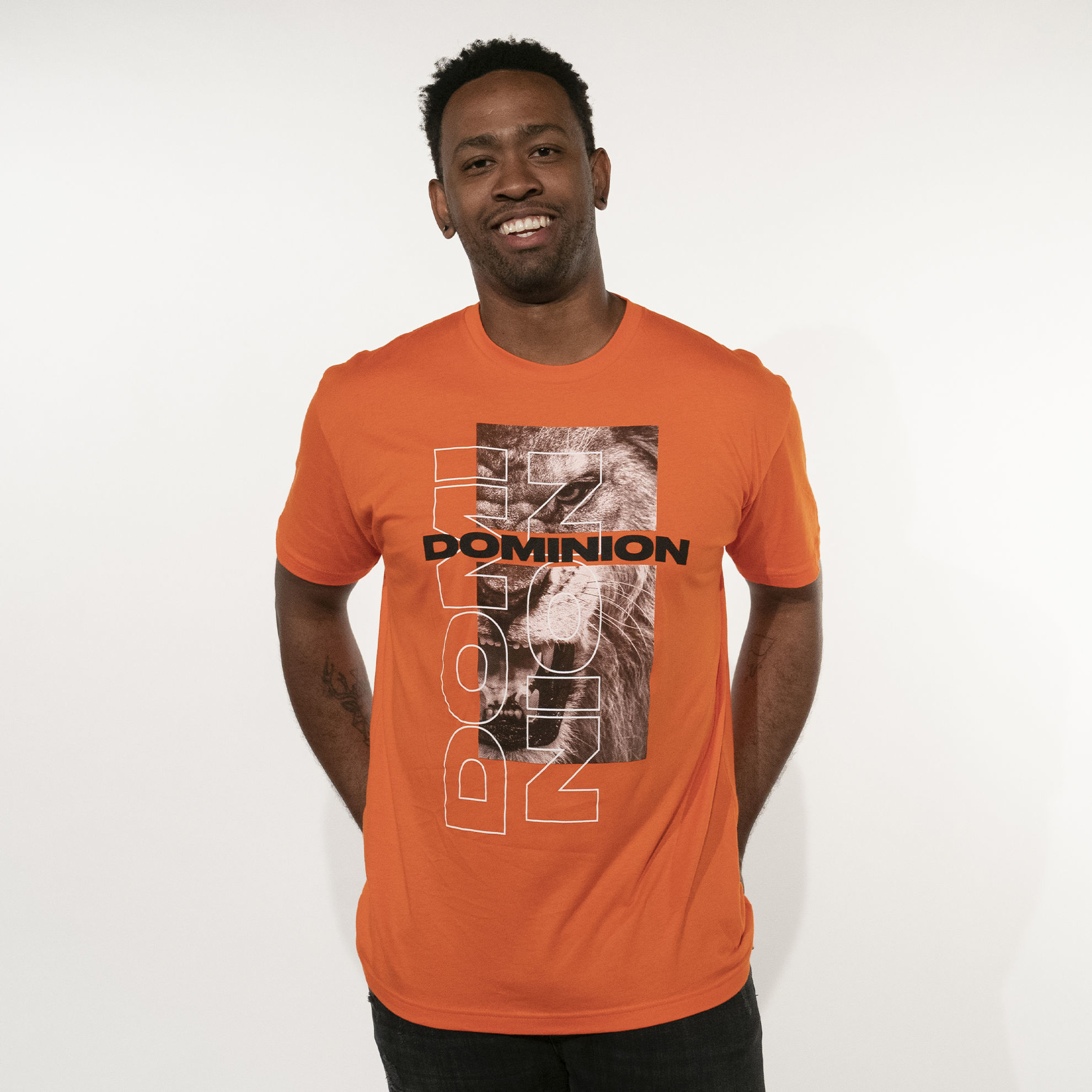Picture of #DCM2019 Adult T-Shirt (Orange)