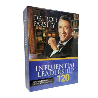 Picture of Influential Leadership 120 (8 DVDs, CDs + Workbook)
