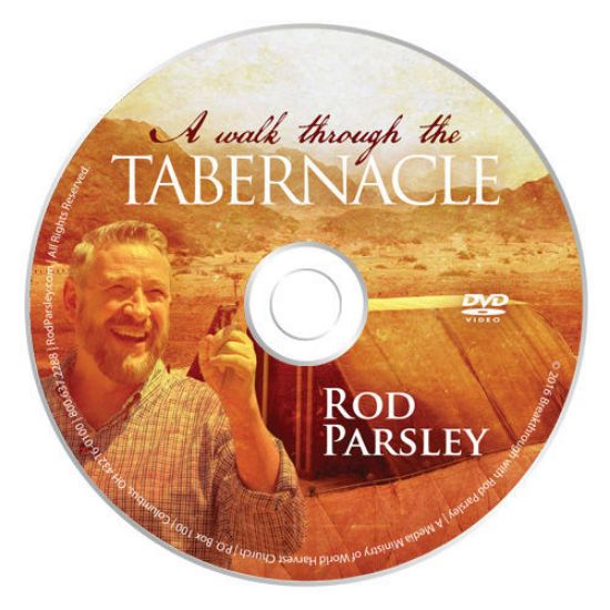 Picture of A Walk Through the Tabernacle (DVD)
