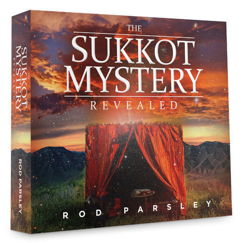 Picture of The Sukkot Mystery Revealed (Book) & Demonology (Handbook)
