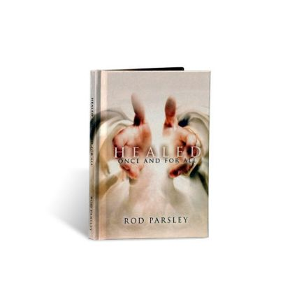 Healed Once and For All (book)