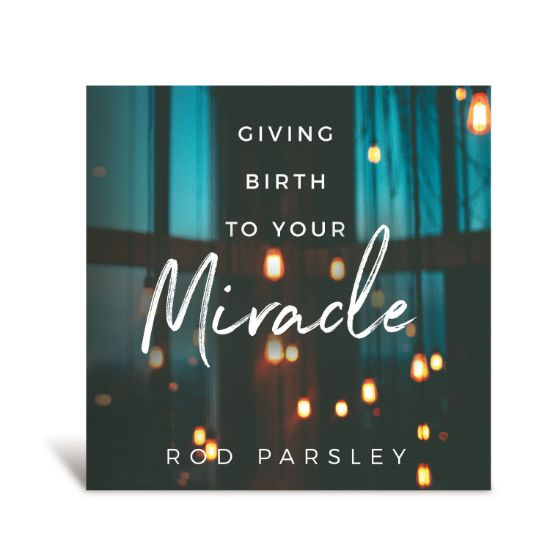 Giving Birth To Your Miracle (book)