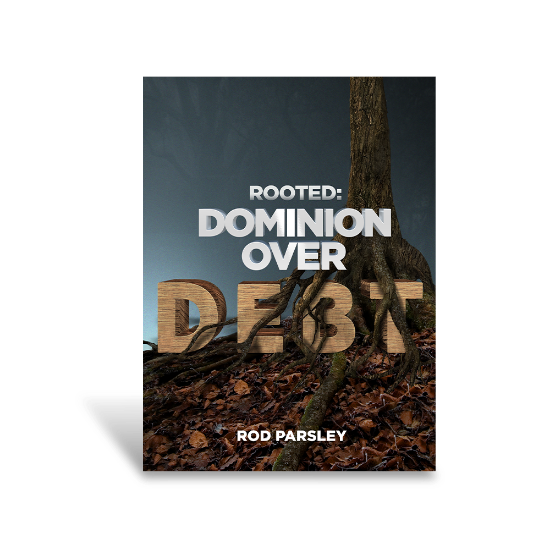 Rooted: Dominion Over Debt (Book)